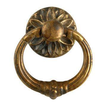 Marella Classic Flower Ring Pull