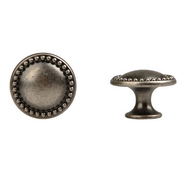 Classic Hardware Louis Xvi Beaded Trim Cabinet Knob