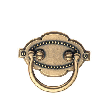 Marella Antique Beaded Decorative Drop Pull