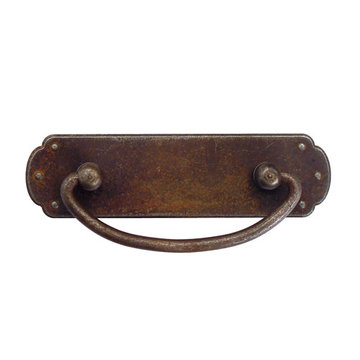 Marella Antique Rounded Drop Pull