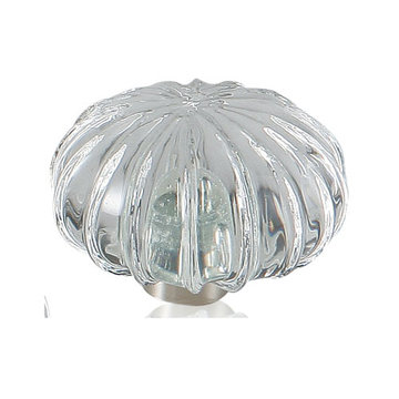 Marella Glass Onion Cabinet Knob