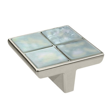 Marella Inspirations Mother Of Pearl Large Cabinet Knob