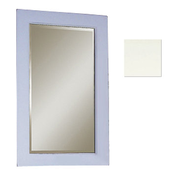Kaco Dover Cottage White Mirror