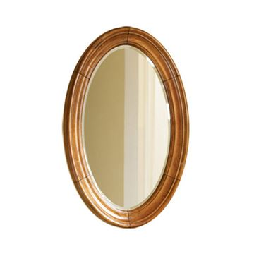 Kaco Guild Hall Pecan Mirror