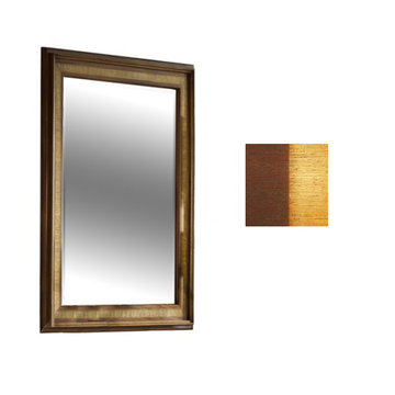 Kaco Guilford Manor Oxford Brown Mirror