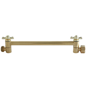 10 Inch Hi-Lo Shower Arm