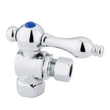 3/8 Inch Decorative Quarter Turn Valves - Lever Handle