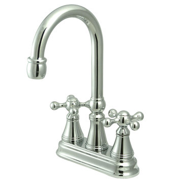 Bar Faucet - Knight Cross