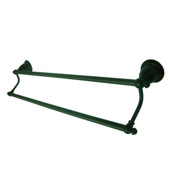 English Vintage Dual Towel Bar