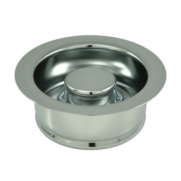 Garbage Disposal Flange With Stopper