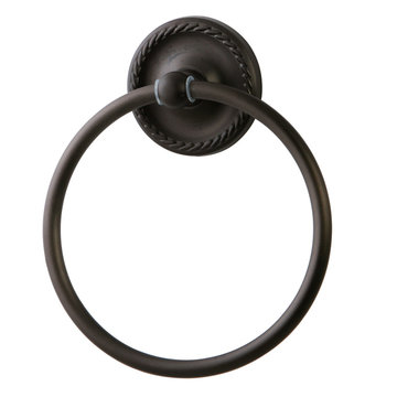 Laurel Towel Ring