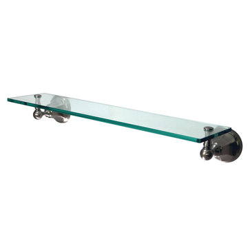 Metropolitan Glass Shelf