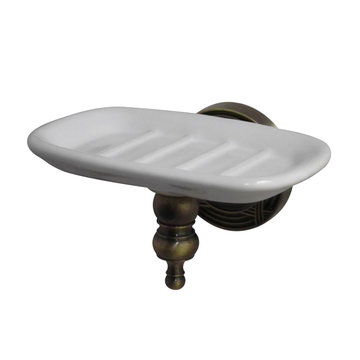 Restorers Templeton Ceramic Soap Dish Holder