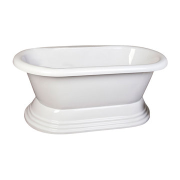 Shop All Acrylic Pedestal Tubs