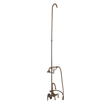 Barclay Converto Shower With Handheld Shower For Acrylic Tub