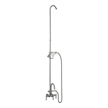 Barclay Converto Shower With Handheld Shower For Cast Iron Tub