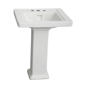 Barclay Empire Pedestal Lavatory