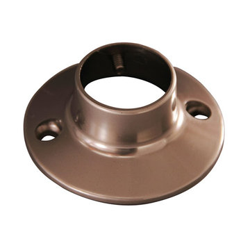 Barclay Heavy Round Die Cast Flanges - Pair