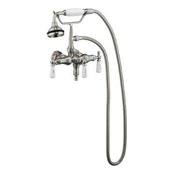 Barclay Old Style Spigot Tub Faucet with Handheld Shower