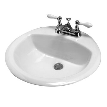 Barclay Round Drop-In Sink