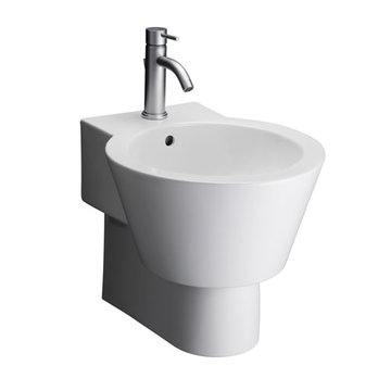Barclay Shino Hanging Basin Sink