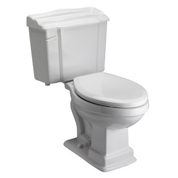 Barclay Stanford Elongated Front Toilet