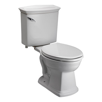 Barclay Washington Elongated Front Toilet
