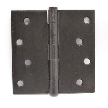 Residential Essentials 4 Inch Square Hinge