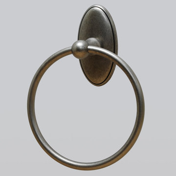 Residential Essentials Addison Towel Ring