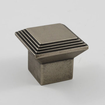 Residential Essentials Decorative Square Knob