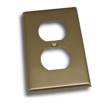 Residential Essentials Duplex Switchplate