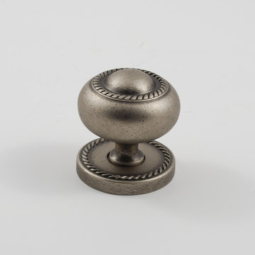 Residential Essentials Round Braided Knob
