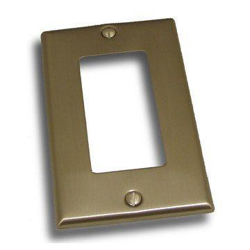Residential Essentials Single Rocker Switchplate