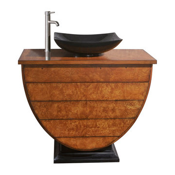 Avanity Legacy 40 Inch Vanity Cabinet Only For Vessel Sink