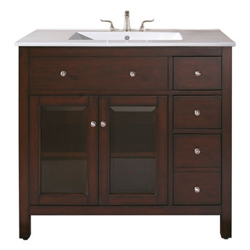 Avanity Lexington 48 Inch Vanity