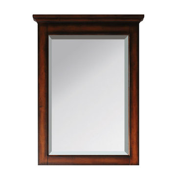 Avanity Tropica 24 Inch Antique Brown Mirror