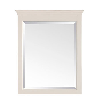 Avanity Tropica 24 Inch Antique White Mirror