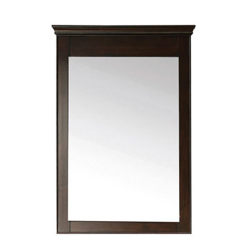 Avanity Windsor 24 Inch Walnut Mirror