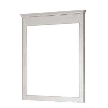 Avanity Windsor 30 Inch White Mirror