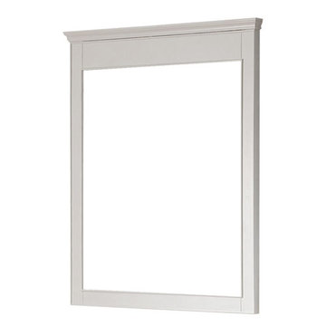 Avanity Windsor 34 Inch White Mirror