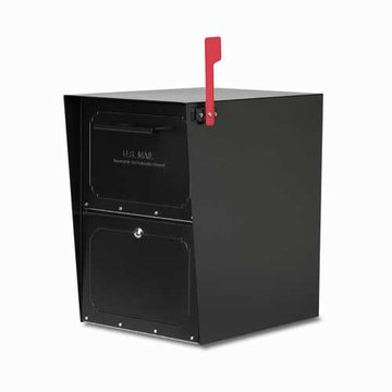 Architectural Mailboxes Oasis Locking Post Mount Mailbox