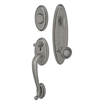 Fusion Elite Quincy One Piece Dummy Interior Thumblatch To Rope Knob