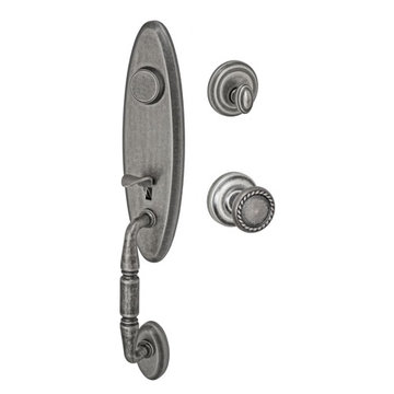 Fusion Elite Renwood Two Piece Dummy Interior Thumblatch To Rope Knob