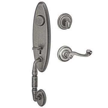 Fusion Elite Renwood Two Piece Dummy Interior Thumblatch To Rope Lever