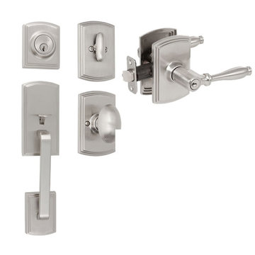 Delaney Callan Grade 2 Visconti Single Cylinder Thumblatch To Sorado Lever Entry Set