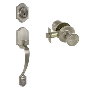 Delaney Callan Grade 3 Chatham Double Cylinder Thumblatch To Brayden Knob Entry Set