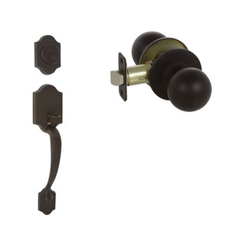 Delaney Callan Grade 3 Chatham Single Cylinder Thumblatch To Fairfield Knob Entry Set