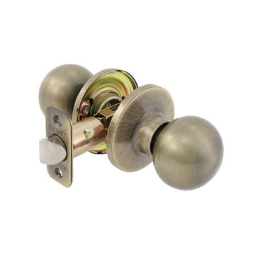 Delaney Ezset Bala Residential Entry Knob Set
