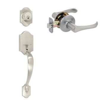 Delaney Ezset Imperial Residential Dummy Thumblatch To Palmer Lever Entry Set