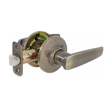 Delaney Ezset Manhattan Residential Entry Lever Set